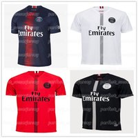 erkekler için en iyi ürünler toptan satış-2018-2019 PSG En çok satan Futbol Forması Paris 7 MBAPPE 32 DANI ALVES 9 CAVANI Kaliteli ürünler Erkek ve Kadın ve ÇOCUK Futbol formaları