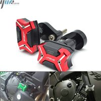 Wholesale frame for yamaha r1 for sale - Group buy For Yamaha YZF R1 YZF R1 YZFR1 Motorcycle Accessories Frame Crash Pads Engine Case Sliders Protector Falling Protector