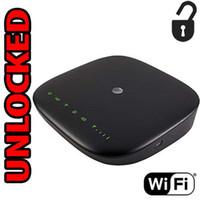 ingrosso zte 4g wifi-Router Hotspot 4G LTE SBLOCCATO ZTE MF279 WIFI + Batteria USA Caraibi latino Nuovo di zecca Articolo originale