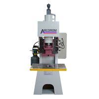 hardware de la máquina al por mayor-Y27Y 25Ton Turrent Punch Press Machine / CNC Hidráulica Punching Press para estampado de láminas de metal / C prensa de marco para piezas de hardware