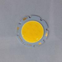 3w levou fonte de luz venda por atacado-3W 5W 7W lâmpada de alta potência Beads COB LED fonte luminosa Plum Blossom Board branco branco quente opcional