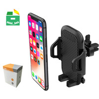 Wholesale universal smartphone car vent holder online – Car Air Vent Phone Holder for iPhone X XS Max XR Samsung Galaxy S8 S9 S10 Smartphone