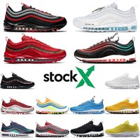 Wholesale leopard running shoes for sale - Group buy Stock X Bred Running shoes for men women MSCHF x INRI Jesus Red Leopard UNDEFEATED Triple black white Mens sports Sneakers