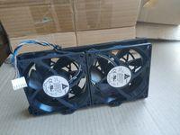 Wholesale 9cm 12v resale online - Original Delta QFR0912VH DSB0912M HUB43 A00 V A CM mm wire fan