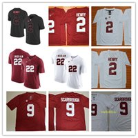 Wholesale derrick henry alabama jersey for sale - Group buy Mens Derrick Henry Alabama Crimson Tide Football Jerseys NCAA College Bo Scarbrough Mark Ingram Alabama Jerseys S XL