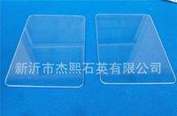 janelas de quartzo venda por atacado-Quartzo placa de alta temperatura e resistente à corrosão folha de quartzo lente óptica janela espelho várias especificações produto cust cust