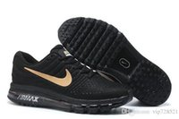 correndo roupas masculinas venda por atacado-2017 Venda Quente de Alta Qualidade de Malha Malha Sportswear Das Mulheres Dos Homens 2017 Sapatos de Corrida Barato Tênis Esportivo Sneakers Eur 36-44