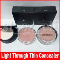 yakıyorum toptan satış-2 Renkler M Makyaj Işık İnce makyaj Kapatıcı Coutour Paletleri Vakıf Makyaj Seti Aracılığıyla