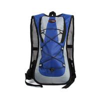 ingrosso borse acqua morbida-Camelback Water Bag Hydration Zaino Outdoor Camping Hiking Riding Camel Bag Confezione d'acqua Vescica Soft Flask