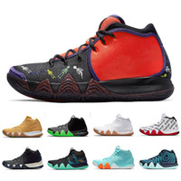 9b4387a95037 Wholesale monkey shoes for sale - 4s Irving Decades Pack March Madness Men  Basketball Shoes Top