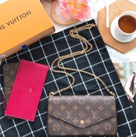 Wholesale newest design fashion shoulder bags for sale - Group buy LOUIS VUITTON Newest LUXURY Bags Fashion women Design Shoulder bags High quality brand bag