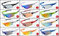ingrosso occhiali di alta moda-SUMMER Fashion Men DRVING Occhiali da sole Occhiali da ciclismo Occhiali da sole Designer di alta qualità Occhiali da sole unisex Occhiali da sole spedizione gratuita