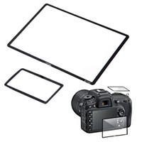 dslr fotga toptan satış-Fotga Profesyonel LCD Optik Cam nikon Nikon D7100 için DSLR Kamera için ekran koruyucu
