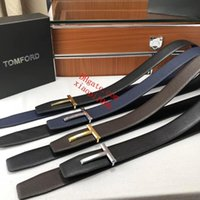 Wholesale bronze clothing accessories resale online - 2019 brand belts men clothing Accessories business belts for men big buckle fashion mens leather belts T M3
