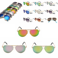 ingrosso occhiali da sole multi colorati-occhiali da sole tendenza per donna 5001 occhiali da sole donna sport ciclismo occhiali da sole moda Outdoor Dazzle colore rosa lente occhiali da sole MMA1858