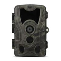 câmera acorn trilha venda por atacado-16MP 1080 P Trail Camera Night Vision Caça Câmera Ao Ar Livre da Vida Selvagem Scouting com Sensor PIR 0.3 s Super Fast Trigger