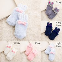 Wholesale Hot Sale Autumn and Winter New Thickened Baby Socks Three dimensional Cute Girl Rabbit Baby Socks Neonatal Socks HY0419