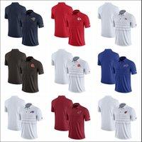 2018 Men Los Angeles Rams Kansas City Chiefs Polo Shirts Cleveland Browns  Buffalo Bills Cardinals Early Season Polo Shirt 577f377b1