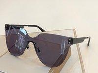 metal çerçeveler takılar toptan satış-Lüks 0130 Kadınlar Tasarımcı Güneş Gözlüğü kedi göz çerçeve metal Gözlük büyüleyici zarif stil ile anti-UV400 lens eğlence gözlük ca