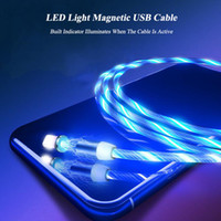 Wholesale magnetic charging adapter usb cable for sale – best LED Lighting Magnetic Charging Type C USB Micro USB Cable Fast Charging USB Lead Adapter for S10 S10 Plus S10E S9 plus