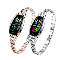 Wholesale lemfo bluetooth smart watch for sale – best Hot LEMFO H8 Smart Watch Women Waterproof Heart Rate Monitoring Bluetooth For Android IOS Fitness Bracelet Smartwatch