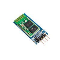 Wholesale hc module resale online - Freeshipping HC etooth serial pass through module wireless serial communication from machine Wireless HC06 etooth Module