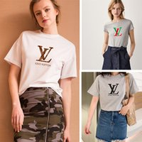 sıcak satış kadın t gömlek toptan satış-2019 sıcak satış erkek ve kadın spor kısa kollu koşu spor saf pamuklu t- shirt, marka baskı t- shirt, rahat tatil t- shirt