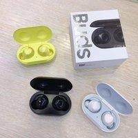 iphone kopfhörer geben verschiffen frei groihandel-Buds Mini Bluetooth-Kopfhörer-Kopfhörer Twins Ohrhörer-Ohr-Original-Galaxie Buds Wireless Stereo In-Ear mit Ladebuchse Freiem Verschiffen