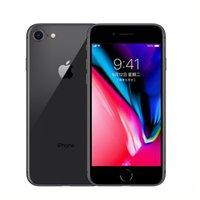 vorne zurück iphone dhl groihandel-DHL Versand renoviert Apple iphone 8 Hexa Core-RAM 2GB ROM 64GB 4,7 Zoll 12MP entriegelte 1821mAh iOS 11 LTE-Fingerabdruck-Handy