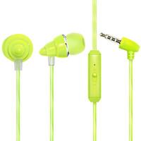 beste drahtmikrofone großhandel-beste Qualität des Großhandels Plastikverpackungskopfhörer verdrahtet in den Ohrhörern mit Mikrofon für Geschenk wcc27