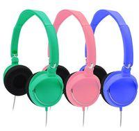correio telefônico venda por atacado-Headband Headphones / Mobile Promoção Presentes / Personalização de fone de ouvido / Wire Control / Mail / Stereo / Adapta-se a cada telefone celular