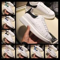 плоская обувь для кошек оптовых-2019 обувь женщина мода Embroier мультфильм кошка круглый носок плоские белые кроссовки повседневная женская обувь zapatos de mujer chaussures femme