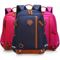 Wholesale laptops for students for sale - Group buy 14 inch Children bags Student Schoolbags Handbag Splashproof Laptop Backpack Large Capacity Rucksack for Boys and girls bags hot