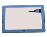 acer iconia digitizer بالجملة-STARDE استبدال اللمس لشركة أيسر جهاز Iconia B1-A30 شاشة تعمل باللمس محول الأرقام + الإطار الأبيض 10.1