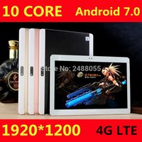 Wholesale dhl free shipping android tablets for sale - Group buy DHL Android inch tablet pc deca core GB RAM GB ROM Cores IPS Kids Gift MID Tablets
