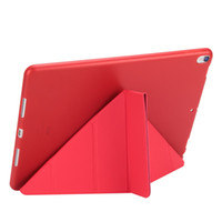 Wholesale tablet sleeve 12 inch resale online - Case With Kickstand For Ipad Mini Ipad Air Pro Inch iPad TPU case