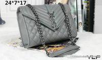 hohe markenhandtaschen großhandel-Großhandelsqualitätsspitzenfrauenhandtasche berühmte Markenumhängetasche Luxusart- und weisekupplungskurierbeutelfrauenhandbeutelbeutel ein Hauptfemme