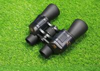 jumelles de chasse achat en gros de-60x60 Ourdoor Imperméable Haute Définition Définition Jumelles Vision Nocturne Camping Chasse Télescopes Monoculaire Telescopio Binoculos Libre DHL