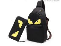 ingrosso sacchetto di tote delle piccole donne-Sacchetto della cassa Little Monster FF Moda Messenger Bag cinghia a tracolla Oxford spalla per le donne della spiaggia degli uomini Sport bagagli borsa Tote C7209