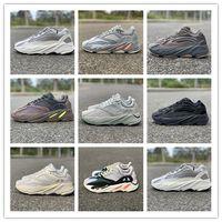 erkekler egzersiz ayakkabıları moda toptan satış-Toptan Yeni Düşük siyah beyaz kahverengi erkekler koşu ayakkabı eğitim spor Moda kutu ile en kaliteli eğitim en kaliteli dışarı kapı eğitmenler boyutu 4-13
