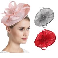 89a07d2cb Vintage Feather Hair Fascinator Canada | Best Selling Vintage ...