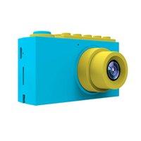 mini brinquedos câmeras venda por atacado-Crianças Mini Filmadora DV Crianças Câmera Digital HD 1080 P 2.0 Polegada Brinquedo de Tela Câmera Meninos Meninas de Aniversário
