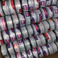 organische hand großhandel-Smartbud leere Blechdosen 5 Geschmacksrichtungen 65 * 27 mm Smart BUD Carts Organische, klare, trockene Kräuter-Handversiegelung zum Ablösen der Deckelabdeckung Cali Pressitin Diamond Cut