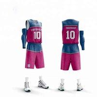 jersey de poliéster de ajuste seco al por mayor-Nuevo alta calidad de encargo kids dry-fit sublimación Jersey de entrenamiento de baloncesto con diseño libre