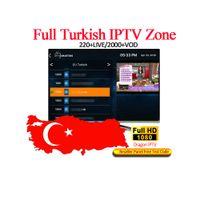 sport tv ao vivo venda por atacado-Servidor de IPTV mais estável Europa Sporting Portugal Árabe Marrocos Italia Turquia Alemanha Subscrição de IPTV 7000+ Pacote de canais de TV ao vivo