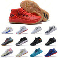 92feb7a51d38 Mens Trainers Lillard Dame 4 Basketball Shoes D Lillard Athletics Sneakers Dame  4 Rip City Sport Outdoor High Quality Size 40-46