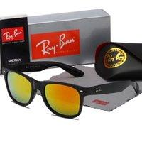 en iyi güneş gözlüğü markaları toptan satış-En iyi Kalite marka Tahta Güneş Gözlüğü kadın erkek için batı tarzı klasik kare UV400 erkek siyah büyük açı çerçeve ile G15 güneş gözlükleri kutusu