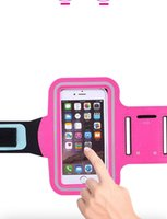 Wholesale waterproof case for sale - Group buy WaterProof Sport Gym Running Armband Soft Pouch Case Cover For