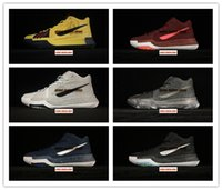 5990f3f958a6 Top Quality Kyrie  3 Bruce Lee Shoes Classic Basketball Shoes Mamba  Mentality Signature Shoes Outdoor Sports Sneakers 11 Colors
