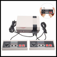 Wholesale newest video game console for sale - Group buy Newest Arrival Mini TV Video Handheld Game Console Games Bit Entertainment System For Nes Classic Games Nostalgic Host